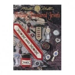 Буклет Holiday Treasured Jewels Mill Hill MHP77