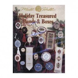 Буклет Holiday Treasured Bands & Boxes Mill Hill MHP56