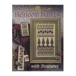 Буклет Heirloom Harvest With Treasures Mill Hill MHP54