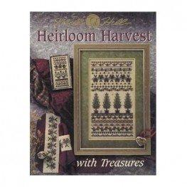 Буклет Heirloom Harvest With Treasures Mill Hill MHP54