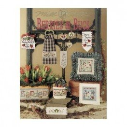 Буклет Berries & Bugs Mill Hill MHP74
