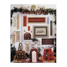 Буклет Santa Noel Mill Hill MHP100