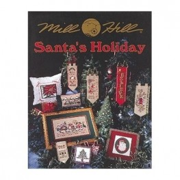 Буклет Santa's Holiday Mill Hill MHP94