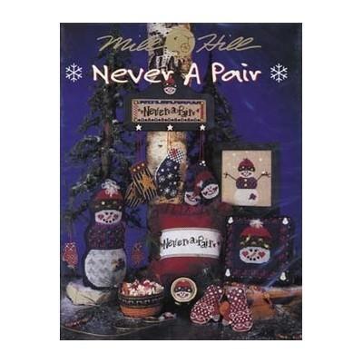 Буклет Never A Pair Mill Hill MHP59