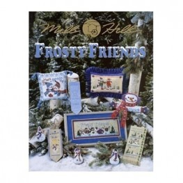 Буклет Frosty Friends Mill Hill MHP95