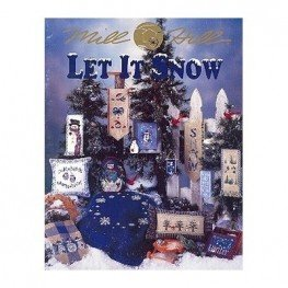 Буклет Let It Snow Mill Hill MHP87