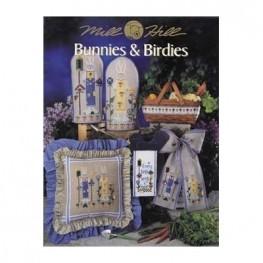 Буклет Bunnies & Birdies Mill Hill MHP62