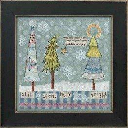 Набор Still, Silent, Holy, Bright Mill Hill CG30-3203