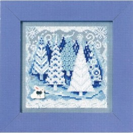 Набор Winter Wonderland Mill Hill MH14-9303