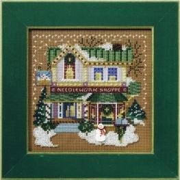 Набор Needlework Shop Mill Hill MH14-8302