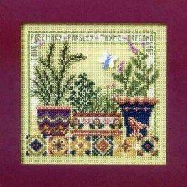 Набор Herb Garden Mill Hill MH148104