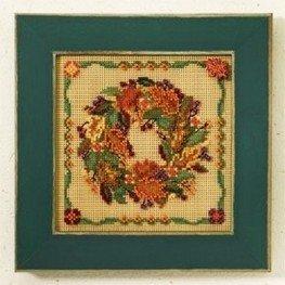 Набор Autumn Wreath Mill Hill MH14-7205