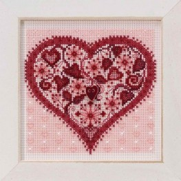 Набір Valentine Heart Mill Hill MH141912