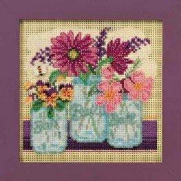 Набор Cut Flowers Mill Hill MH141611