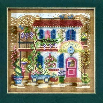 Набір Flower Shoppe Mill Hill MH141103