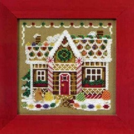 Набор Gingerbread House Mill Hill MH14-0306