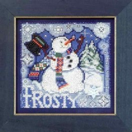 Набор Frosty Snowman Mill Hill MH140304