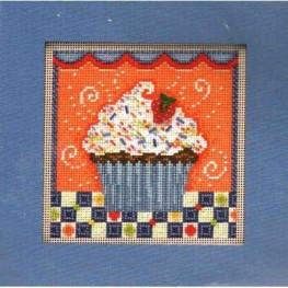 Набор Chocolate Cupcake Mill Hill MH141106