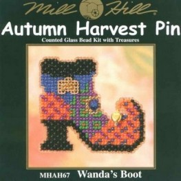 Набор Wanda's Boot Mill Hill MHAH67