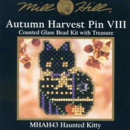 Набор Haunted Kitty Mill Hill MHAH43