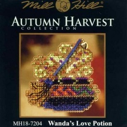 Набір Wanda's Love Potion Mill Hill MH187204