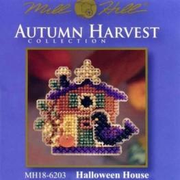 Набір Halloween House Mill Hill MH186203