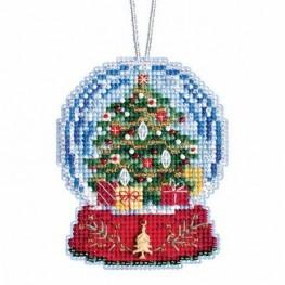 Набор Christmas Tree Globe Mill Hill MH161936
