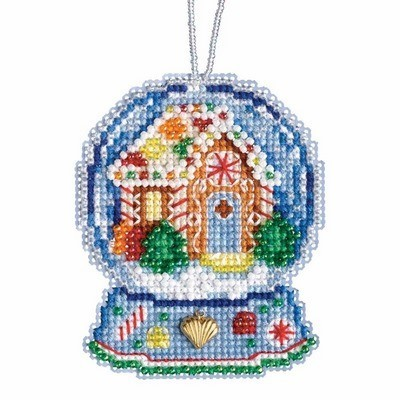 Набор Gingerbread Globe Mill Hill MH161932