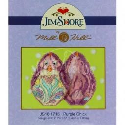 Набор Purple Chick Mill Hill JS181716