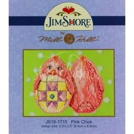 Набір Pink Chick Mill Hill JS181715