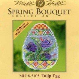 Набор Tulip Egg Mill Hill MH185105