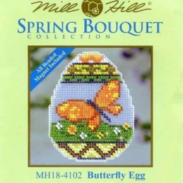 Набір Butterfly Egg Mill Hill MH184102