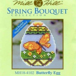 Набор Butterfly Egg Mill Hill MH184102