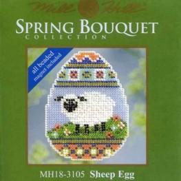 Набір Sheep Egg Mill Hill MH183105