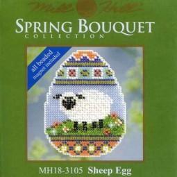 Набор Sheep Egg Mill Hill MH183105