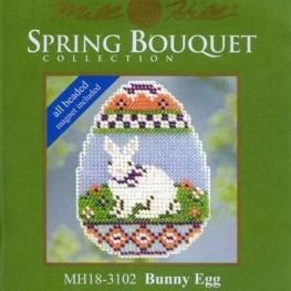 Набір Bunny Egg Mill Hill MH183102