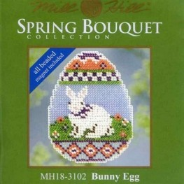 Набор Bunny Egg Mill Hill MH183102