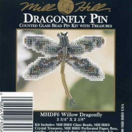 Набор Willow Dragonfly Mill Hill MHDF6