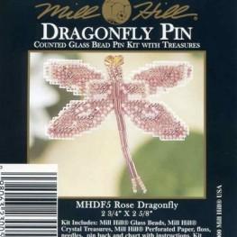 Набір Rose Dragonfly Mill Hill MHDF5