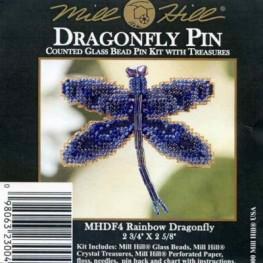 Набір Rainbow Dragonfly Mill Hill MHDF4