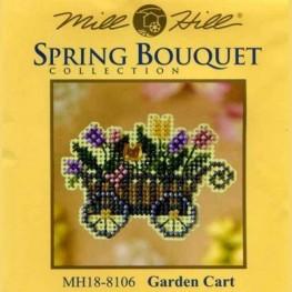 Набор Garden Cart Mill Hill MH188106