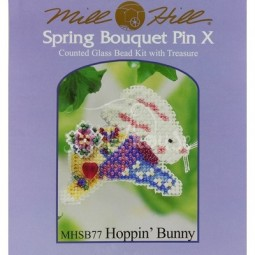 Набор Hoppin Bunny Mill Hill MHSB77