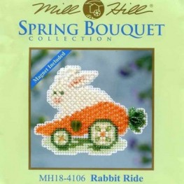 Набор Rabbit Ride Mill Hill MH184106