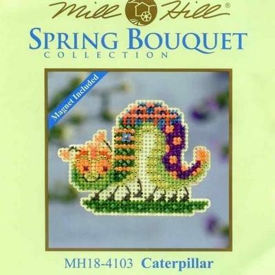 Набор Caterpillar Mill Hill MH184103