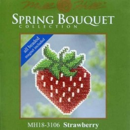 Набір Strawberry Mill Hill MH183106