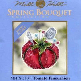 Набор Tomato Pincushion Mill Hill MH182104