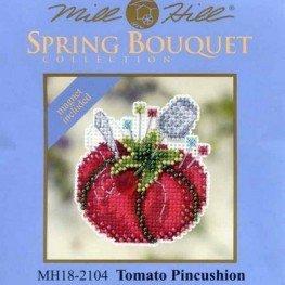 Набор Tomato Pincushion Mill Hill MH182104