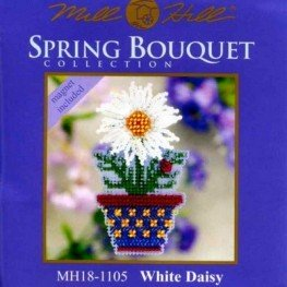 Набор White Daisy Mill Hill MH181105