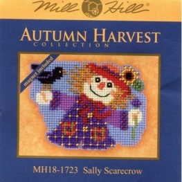 Набор Sally Scarecrow Mill Hill MH181723
