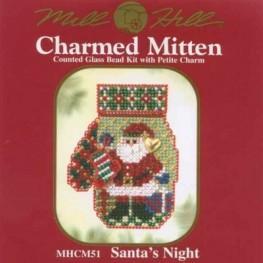 Набір Santa's Night Mill Hill MHCM51